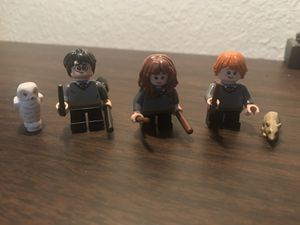 Nine Harry Potter LEGO Minifigures for Sale in Indianapolis, IN