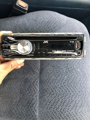 Stereo jvc for Sale in Port Arthur, TX