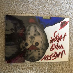 Nightmare Of Jason Portrait for Sale in Baltimore, MD