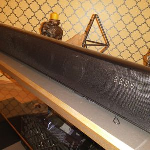 Cayman by Porsche Bluetooth Home theater Sound Bar.S for Sale in Ventura, CA