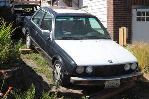 87 325 E30 Part out parts BMW for Sale in Seattle, WA