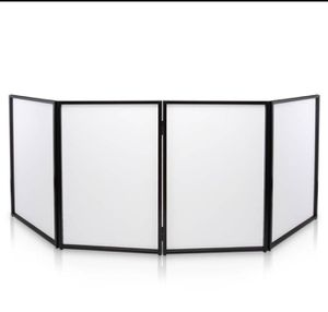 DJ Booth Cover Screen - DJ Façade Front Board Display Scrim Panel for Sale in Jonesborough, TN