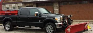 2013 Ford F350 Diesel Lariat w/ Snow Plow & Salt Spreader for Sale in Harvey, IL