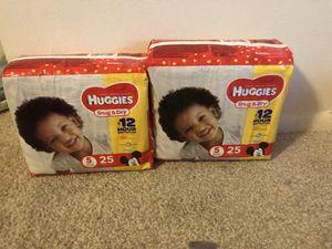 Huggies 5 for Sale in Southgate, MI