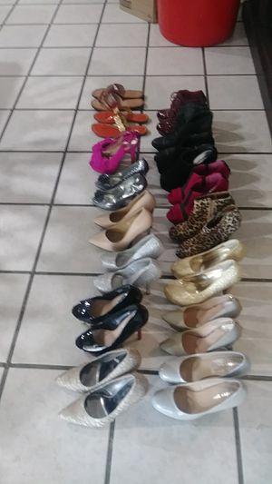 Heels, booties, and sandles for Sale in Phoenix, AZ