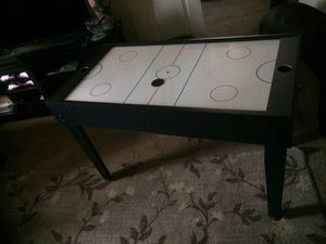 Electric air hockey, foosbol table and assorted games for Sale in Caseyville, IL