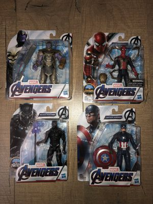 Avengers : Endgame Basic Figure Lot for Sale in Rowland Heights, CA