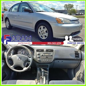 2003 Honda Civic * Clean* for Sale in North Chesterfield, VA