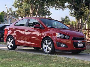2012 Chevy Sonic LTZ for Sale in Gardena, CA