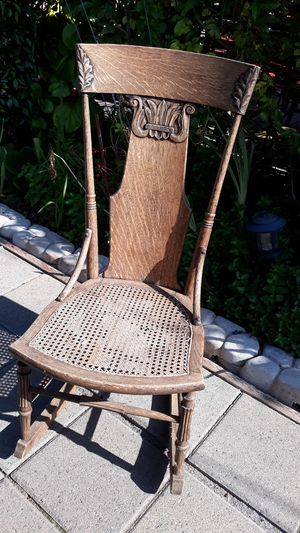 Antique Rocking Chair for Sale in Richmond, CA