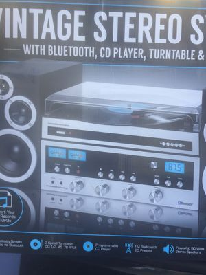 Stereo system for Sale in Malden, MA