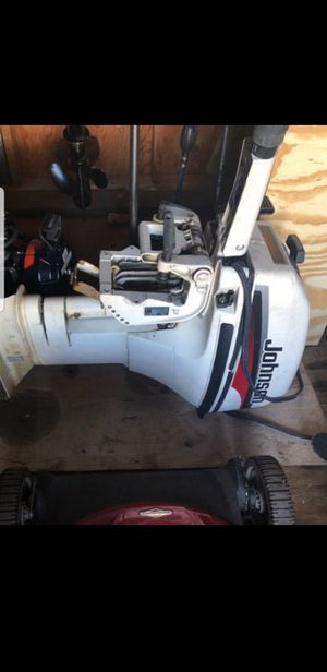 Johnson 9.9hp 1998 electric start for Sale in New York, NY
