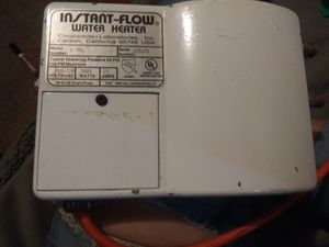 Istant-flower water heater for Sale in Las Vegas, NV