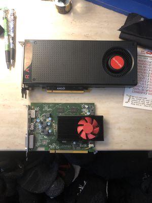 AMD Rx 550 4gb & AMD Sapphire Rx 480 8gb for Sale in Naples, FL