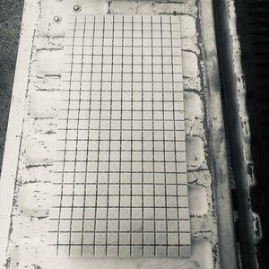 "7 Daltile 24""x12"" sheets unpolished (1""x1"" squares) for Sale in El Paso, TX"