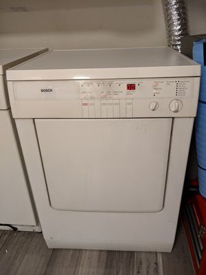 Bosch Compact Dryer (electric) for Sale in Seattle, WA