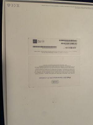 iPad 6 generation Wi-Fi plus cellular for Sale in Inkster, MI