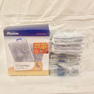 AQUEON Large Cartridge Filters Aquarium Fish Tank for Sale in Irvine, CA