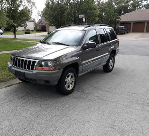 2000 Jeep Grand Cherokee 4x4/Good Running Truck! for Sale in Matteson, IL