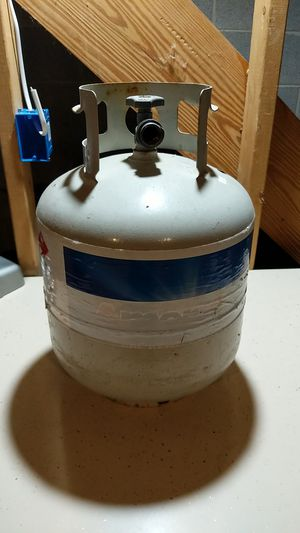 Empty Propane Tank for Sale in Gaithersburg, MD