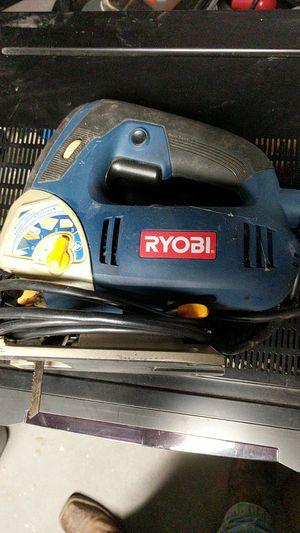 Ryobi jig saw for Sale in Pittsburgh, PA