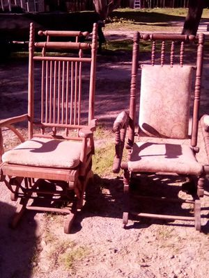 Antique Rocking chairs for Sale in Monterey, CA