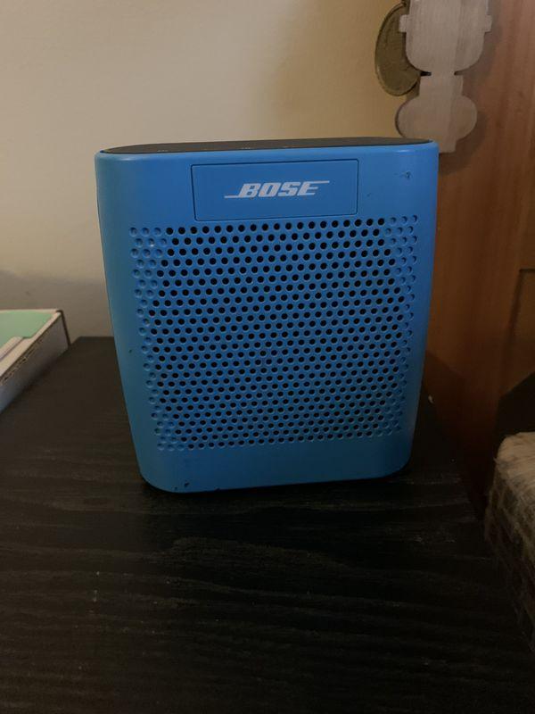 Bose Soundlink Speaker