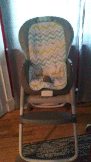 High chair and booster seat for Sale in Silver Spring, MD