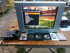 Sony 27inches TV with component s video and RCA ports $65 for Sale in Washington, DC