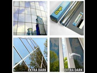 Decorative Films Silver 5 Daytime Privacy for Sale in Mountlake Terrace,  WA