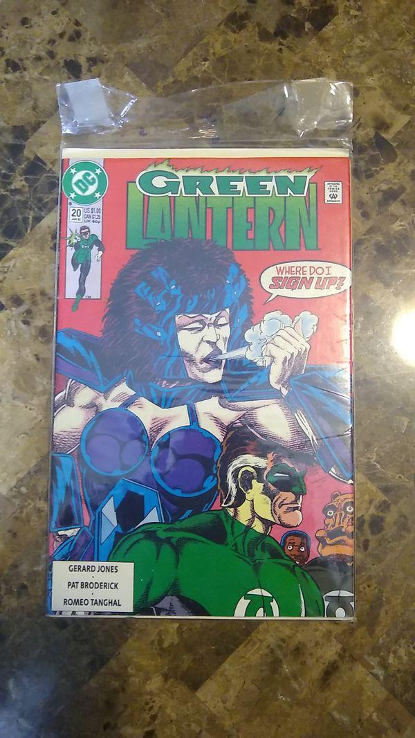 1992 DC Comic
