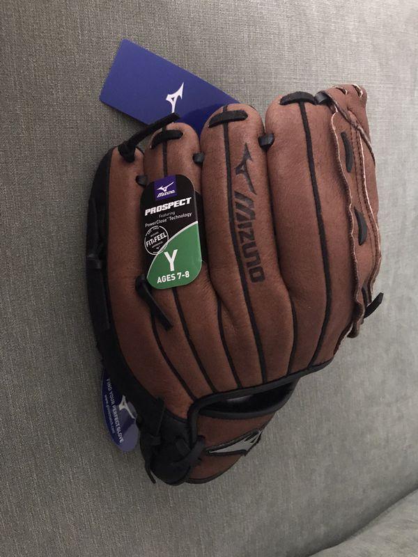 Brand new Mizuno Youth Baseball globe
