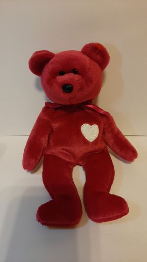 Valentina beanie baby 1999 for Sale in Murphy, TX