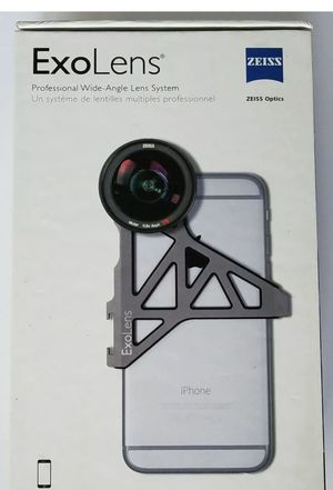 ExoLens ZEISS Wide-Angle Kit for iPhone 6 / 6S for Sale in Riverside, CA