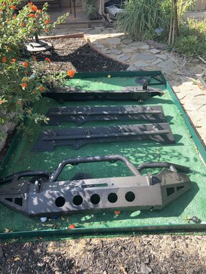 Jeep Wrangler parts yj for Sale in Pacheco, CA