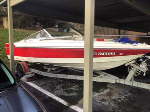 1988 Wellcraft 190 boat with trailer for Sale in Lorton, VA