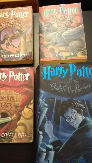 Harry Potter book set for Sale in Walnut Creek, CA