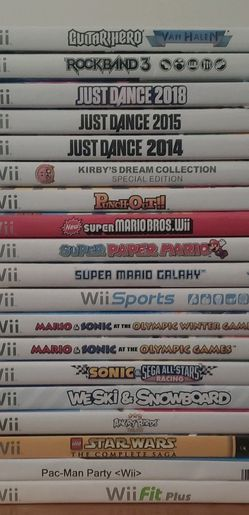 Wii Games for Sale in Vancouver,  WA