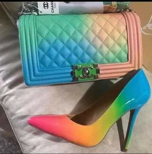 Christian Louboutin and Chanel Bag Bundle Deal for Sale in Sumter, SC