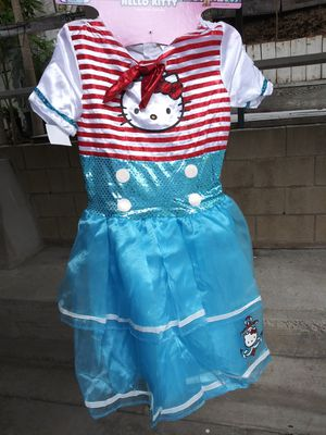 Costume Hello kitty size 7 for Sale in Industry, CA