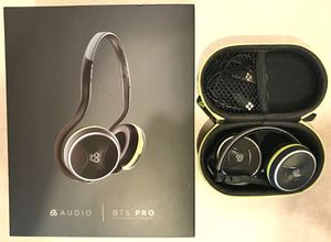 66 Audio - BTS Pro - Wireless Bluetooth 4.2 Headphones for Sale in Mountlake Terrace, WA