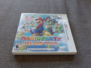 Mario Party Island Tour (Nintendo 3DS) - CIB for Sale in Lake Worth, FL