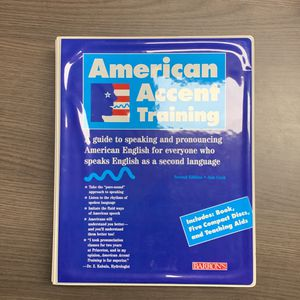 American Accent Training for Sale in San Diego, CA