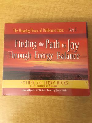 Esther and Jerry Hicks Law of Attraction CD Set for Sale in Dearborn, MI