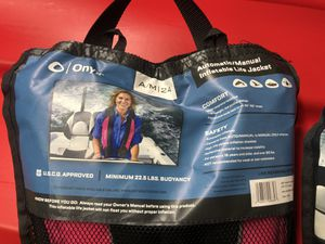 Onyx am24 life vest for Sale in Knoxville, TN