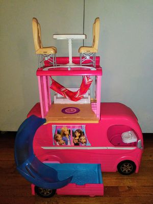 Barbie Camper (must go asap) for Sale in New York, NY
