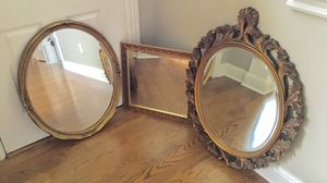 Mirrors (all three) for Sale in Franklin, TN