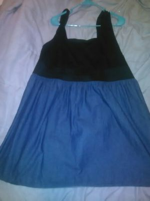 3X dress and Elsa shirt for Sale in San Bernardino, CA