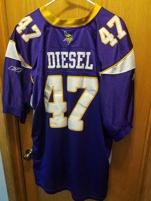 Size 56 Vikings Diesel Jersey for Sale in Osseo, MN