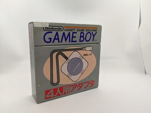 Game Boy 4-player Adapter - CIB! for Sale in Durham, NC